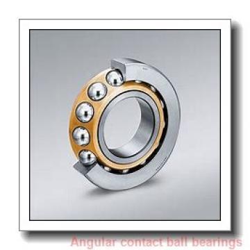 45 mm x 84 mm x 42 mm  ISO DAC45840042/40 angular contact ball bearings