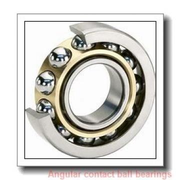 40 mm x 74 mm x 42 mm  FAG SA0070 angular contact ball bearings