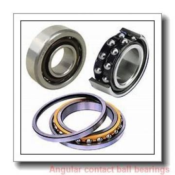 60 mm x 130 mm x 31 mm  NACHI 7312DT angular contact ball bearings