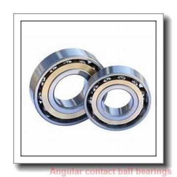 15 mm x 35 mm x 11 mm  NACHI 7202DF angular contact ball bearings