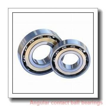 35 mm x 72 mm x 17 mm  ISO 7207 A angular contact ball bearings