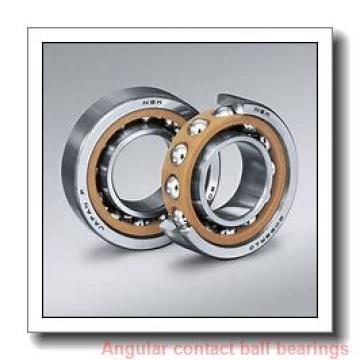 35 mm x 62 mm x 20 mm  FAG 3007-B-2Z-TVH angular contact ball bearings