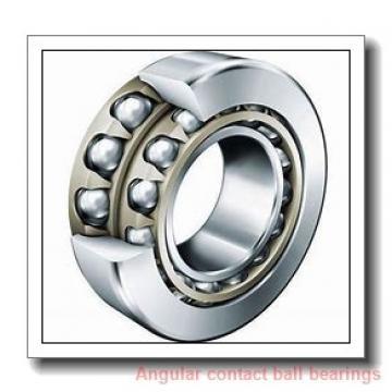 100 mm x 215 mm x 47 mm  NSK 7320 A angular contact ball bearings