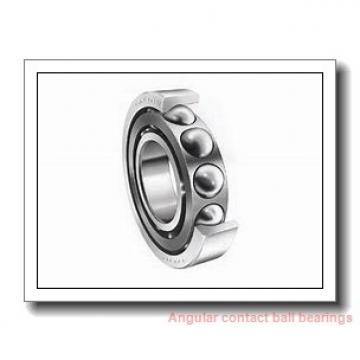 25 mm x 42 mm x 9 mm  FAG HCS71905-C-T-P4S angular contact ball bearings
