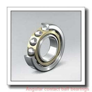 120 mm x 180 mm x 28 mm  SKF 7024 CE/P4AH1 angular contact ball bearings