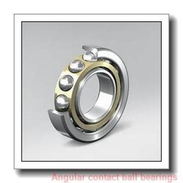 17 mm x 40 mm x 17,5 mm  FAG 3203-BD angular contact ball bearings