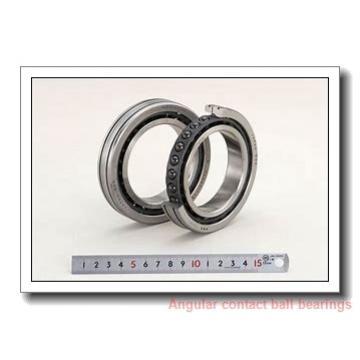 140 mm x 250 mm x 42 mm  NACHI 7228DF angular contact ball bearings