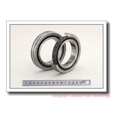 420 mm x 760 mm x 109 mm  NSK 7284A angular contact ball bearings
