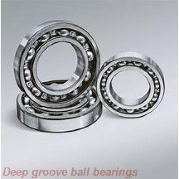 7 mm x 14 mm x 5 mm  NSK 687 DD deep groove ball bearings
