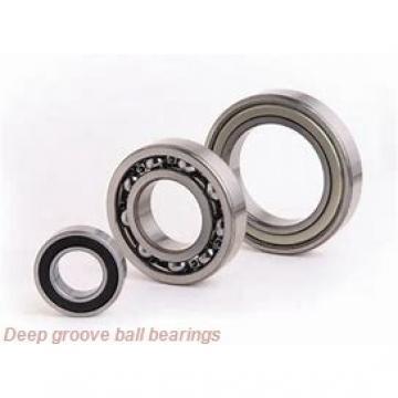 460 mm x 680 mm x 71 mm  KOYO 16092 deep groove ball bearings