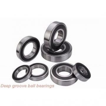 8 mm x 16 mm x 5 mm  SKF W 628/8 R-2RS1 deep groove ball bearings