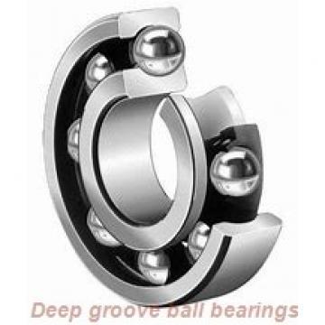 Toyana 61808-2RS deep groove ball bearings