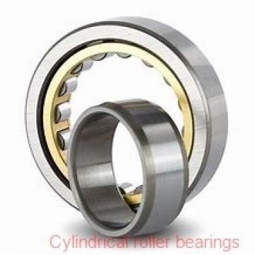 90 mm x 190 mm x 43 mm  90 mm x 190 mm x 43 mm  FBJ NU318 cylindrical roller bearings