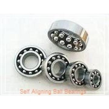 20 mm x 52 mm x 15 mm  NSK 1304 K self aligning ball bearings