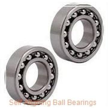 45 mm x 100 mm x 36 mm  NKE 2309-K+H2309 self aligning ball bearings