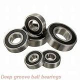 15.875 mm x 22.225 mm x 3.967 mm  SKF D/W ER1458 deep groove ball bearings