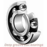35 mm x 62 mm x 14 mm  ZEN 6007 deep groove ball bearings